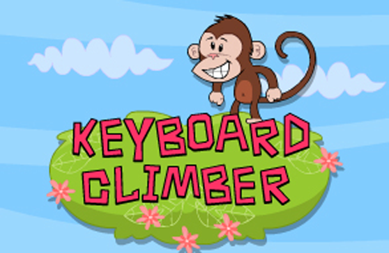 Learn how to type on keyboard games